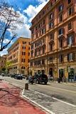 Rome urban scene Stock Photography