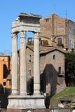 Rome urban scenics. Beautiful urban scenic in Rome, Italy Royalty Free Stock Photos