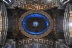 rome vatican Royaltyfria Foton