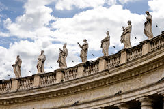 Rome, Vatican Royalty Free Stock Images