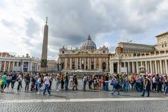 rome vatican Стоковые Фотографии RF