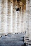 rome vatican Arkivfoto