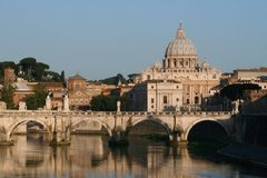 Rome - The Vatican Stock Photo