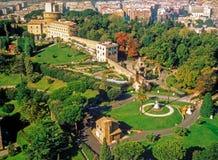 rome vatican Royaltyfria Bilder