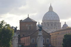 Rome. Vatican city in Rome Italy stock photography
