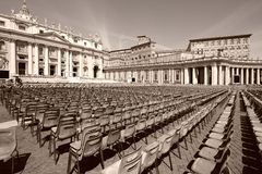 Rome - Vatican Royalty Free Stock Photography