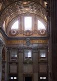 Rome. Vatican. St Peter s Basilica. Royalty Free Stock Photos
