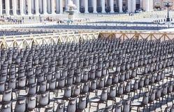 Rome Vaticanen, ITALIEN, 12 September: Basilika för St Peter ` s på Vati Arkivbilder
