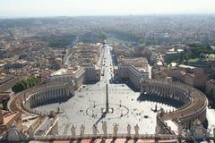 Rome, Vatikaan Royalty-vrije Stock Afbeelding