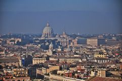 Rome-Vatikaan Stock Afbeelding