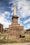 Rome, Via dei Fori Imperiali Royalty Free Stock Photo