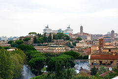 Rome view Stock Images
