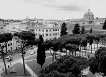 Rome view Royalty Free Stock Photography