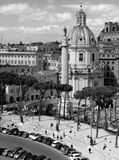 Rome view royalty free stock image