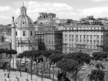 Rome view Stock Image