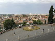 Rome - View from the Pincio Belvedere