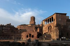 Rome views Royalty Free Stock Photography
