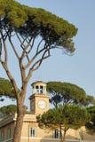 Rome, Villa Borghese. Casina dell'orologio, Villa Borghese, Rome, Italy Stock Image