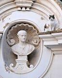 Rome, villa Borghese Images libres de droits