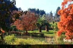 Rome, Villa Doria Pamphili Royalty Free Stock Photography