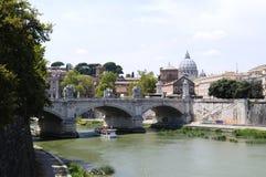 Rome visitant le pays Images libres de droits