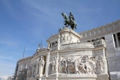 Rome - Vittoriano Stock Photos