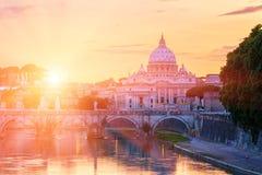 rome Włochy obraz royalty free