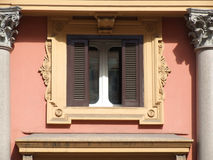Rome window Royalty Free Stock Photo