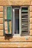 Rome window Stock Image