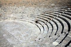 Romein amphitheatre Royalty-vrije Stock Foto