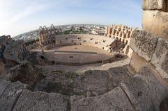 Romein Coliseum royalty-vrije stock afbeeldingen