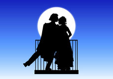 Romeo and Juliet Royalty Free Stock Photography