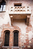 Romeo and Juliet balcony Royalty Free Stock Image