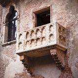 Romeo and Juliet balcony Royalty Free Stock Images