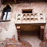 Romeo and Juliet balcony Royalty Free Stock Photography