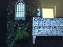 Romeo und Juliet Lizenzfreie Stockfotografie