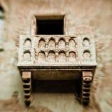 Romeo- und Juliet-Balkon Stockfoto