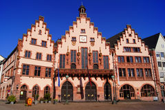 Romer buildings of Frankfurt Royalty Free Stock Photography