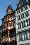 Romer in Frankfurt lizenzfreies stockbild