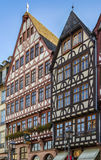 Romerberg square, Frankfurt, Germany. Historical houses on Romerberg square, Frankfurt, Germany Stock Image