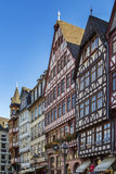 Romerberg square, Frankfurt, Germany. Historical houses on Romerberg square, Frankfurt, Germany Stock Photos