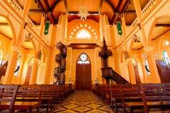 Romersk-katolsk kyrka arkivbild