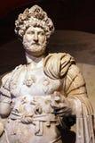 Romersk kejsare Hadrian Arkivbilder