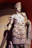 Romersk kejsare Hadrian Royaltyfria Bilder