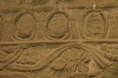 Romersk lättnad Arkivfoto