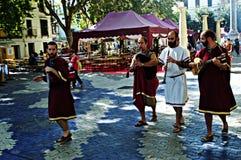 Romersk marknad 45 Royaltyfria Foton