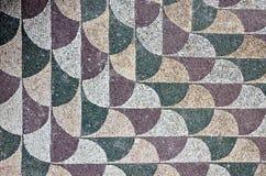 Romersk mosaik Royaltyfri Bild
