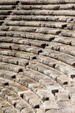 Romersk teater Aspendos Royaltyfria Foton