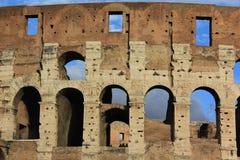 Romerska Colosseum Arkivfoto