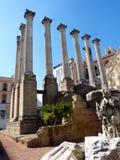 Romerskt arv av Cordoba fotografering för bildbyråer